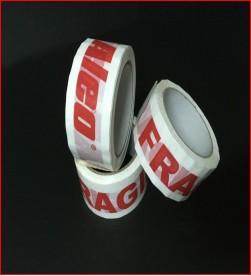 BANDA ADEZIVA  >> FRAGIL <<
