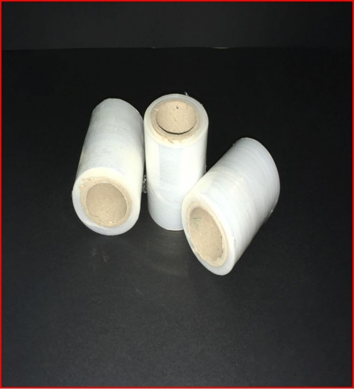 STRETCH MANUAL TRANSPARENT 100 MM